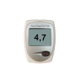 EASY TOUCH GCHb Анализатор глюкозы, холестерина и гемоглобина крови