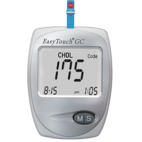 EASY TOUCH GC Анализатор глюкозы и холестерина крови