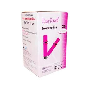 EASY TOUCH Тест-полоски на гемоглобин