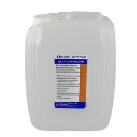 Высокоэффективное дезинфицирующее средство с полным спектром антимикробной активности Дезон-интенсив