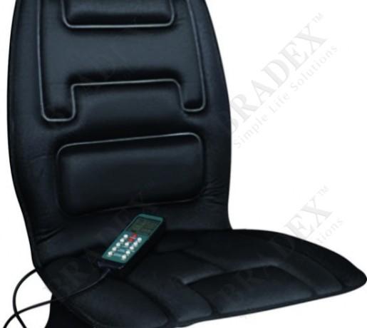 Накидка массажная на кресло «ФОРМУЛА ОТДЫХА НЬЮ» Seat Massage Cushion